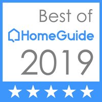 Best of Home Guide 5 Star Rating Logo